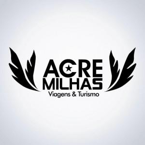 logo Acre Milhas Viagens & Turismo