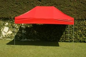 Tenda sem Laterais